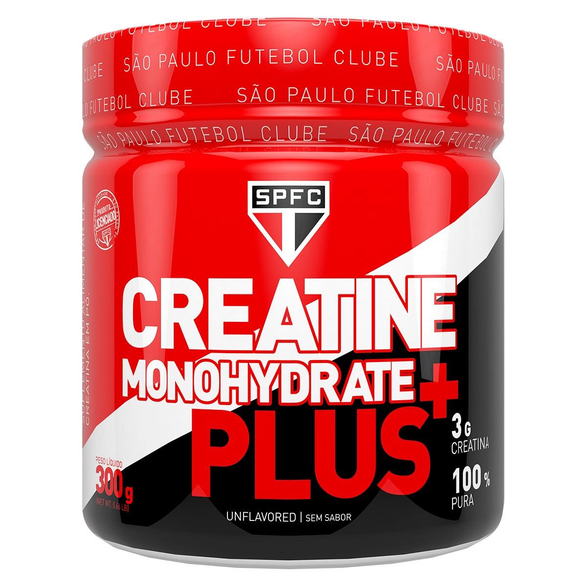 SPFC Creatina Monohydratate Plus 300g - Forster Nutrition