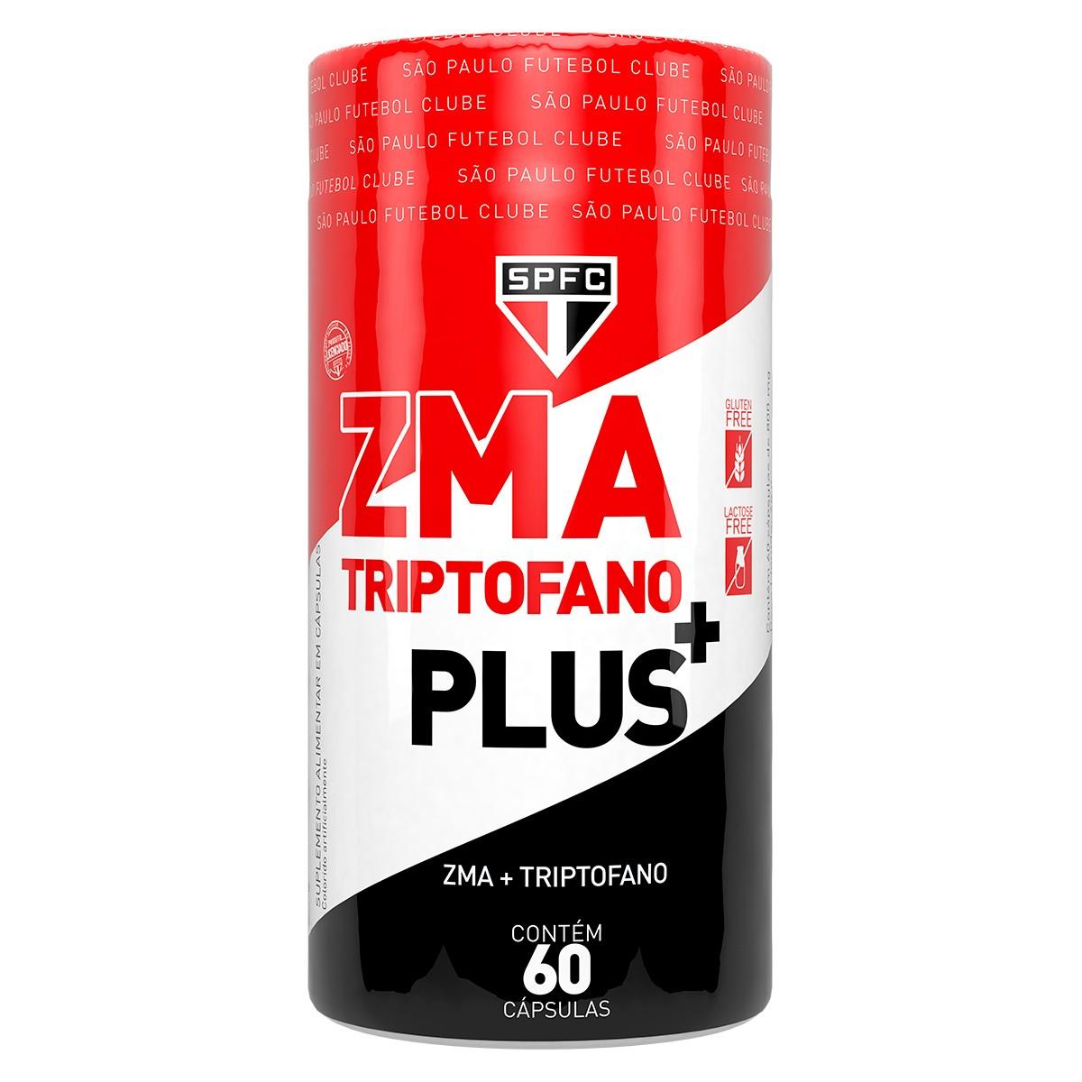 SPFC ZMA Triptofano Plus 60 Cápsulas - Forster Nutrition