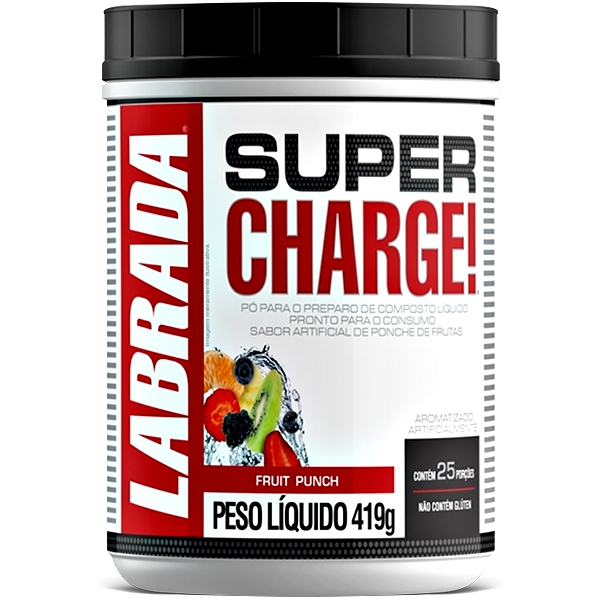 Super Charge 420g - Labrada