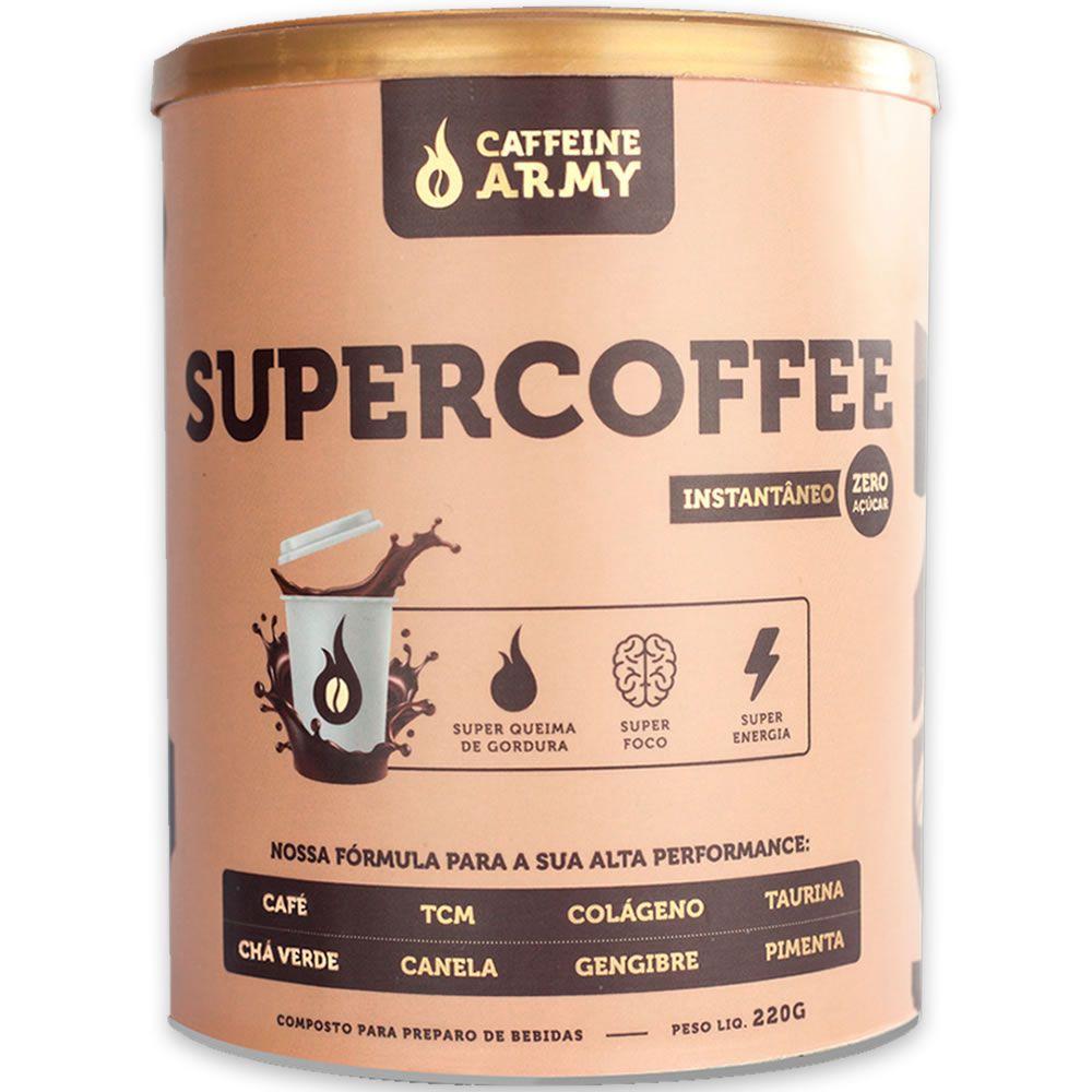 Super Coffee - 220g - Caffeine Army