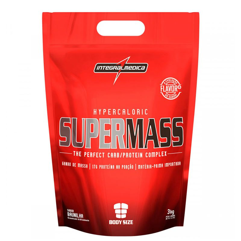 Super Mass 3kg - Integral Médica