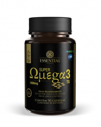 Super Omega 3 1000mg - 90 caps - Essential Nutrition