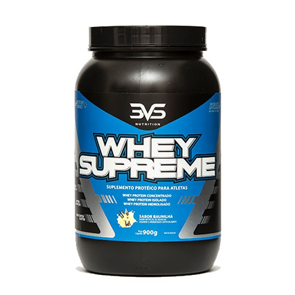 SUPREME WHEY 900G - 3VS
