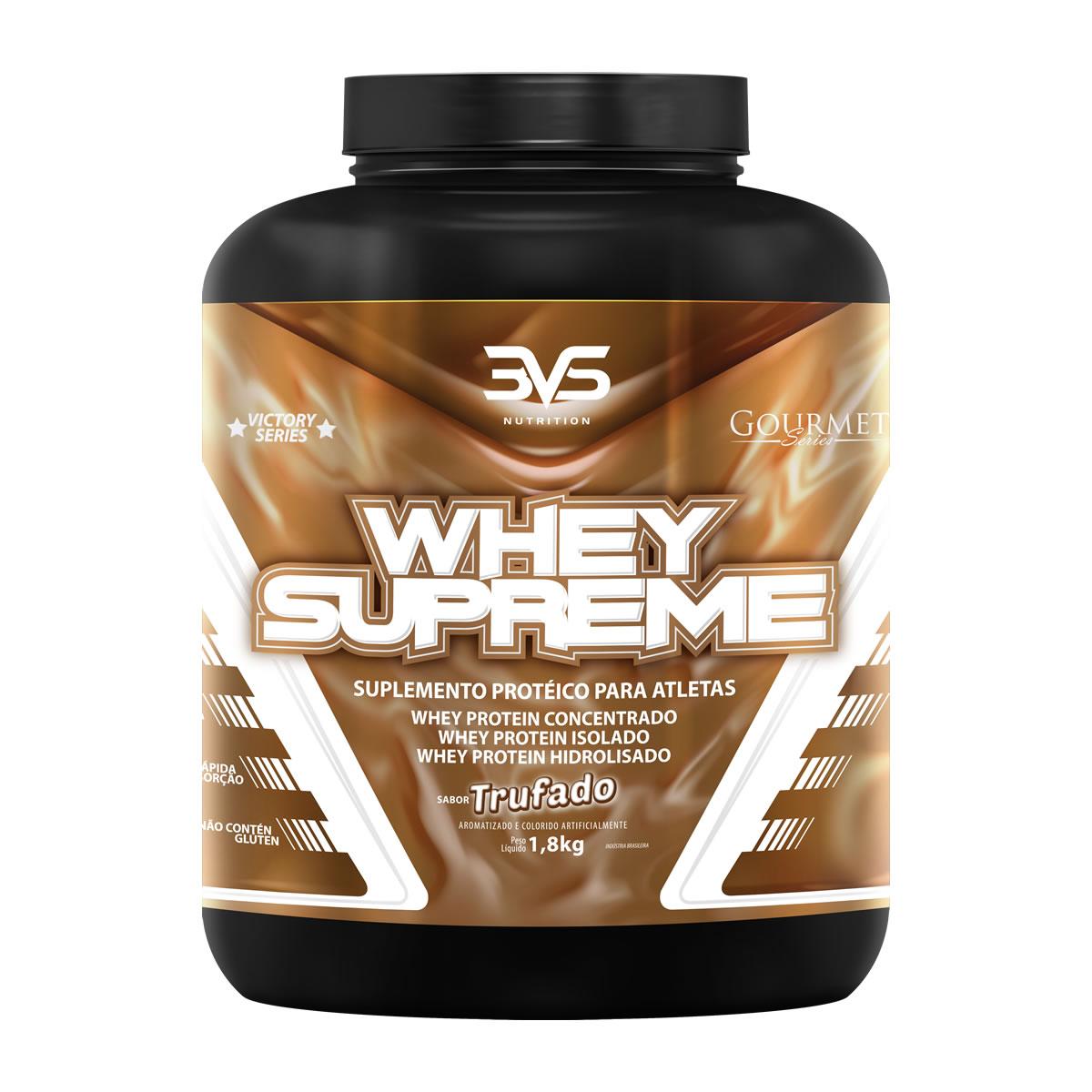 Supreme Whey 3W 1,8KG - 3VS Nutrition