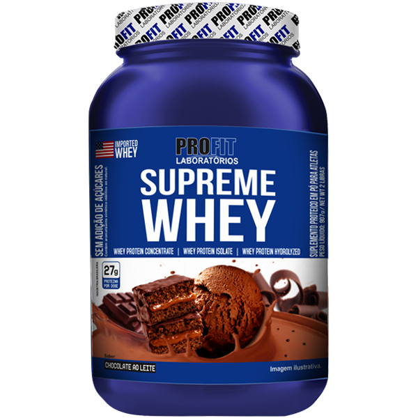 Supreme Whey 900g - Profit