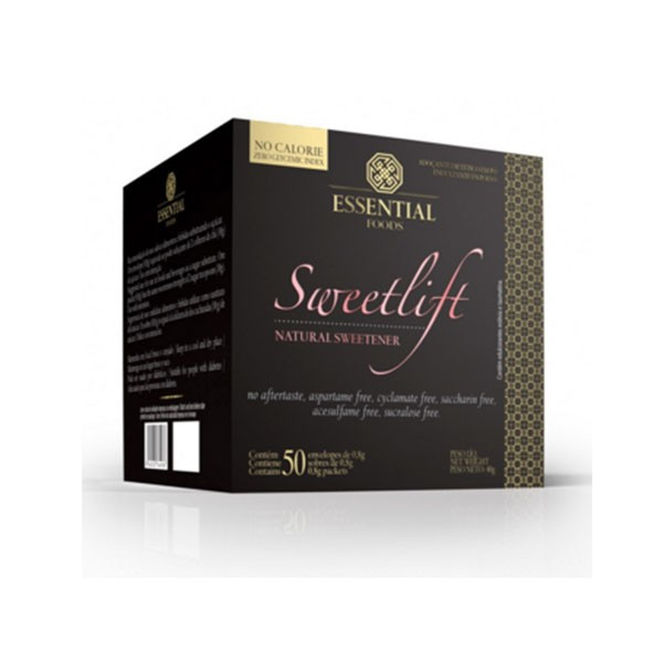 Sweetlift Cook 50 saches/0,8g - Essential Nutrition