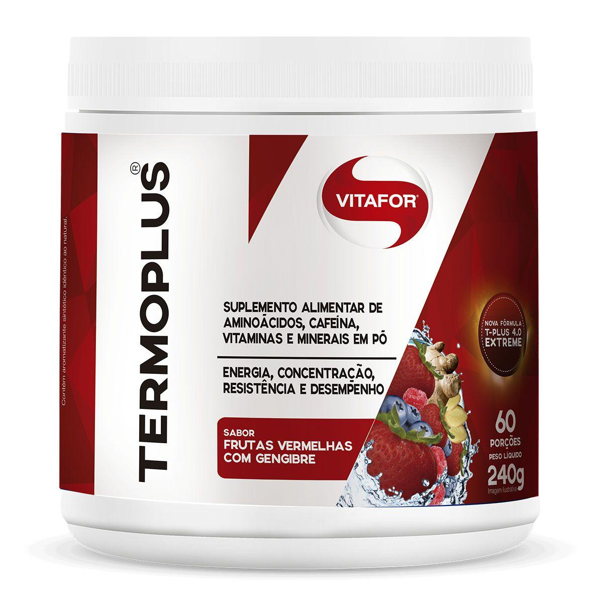 Termo Plus 240g - Vitafor