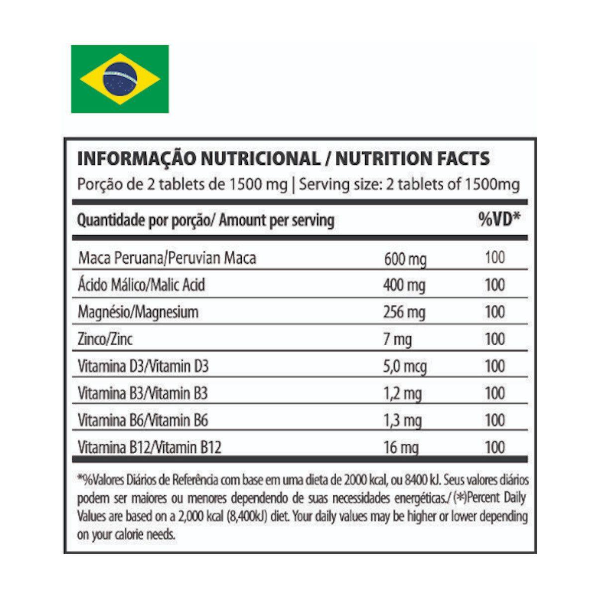 Testo Cycle - 120 Tabletes - Under Labz