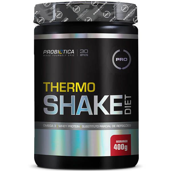 Thermo Shake 400g - Probiótica