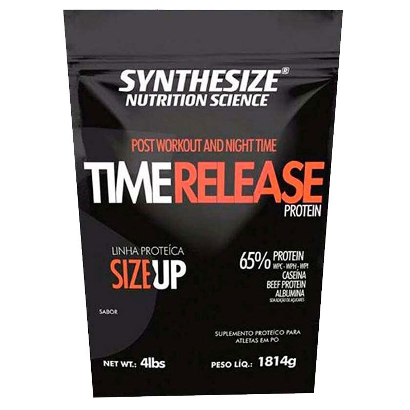 Time Release Protein 1,8kg - Synthesize