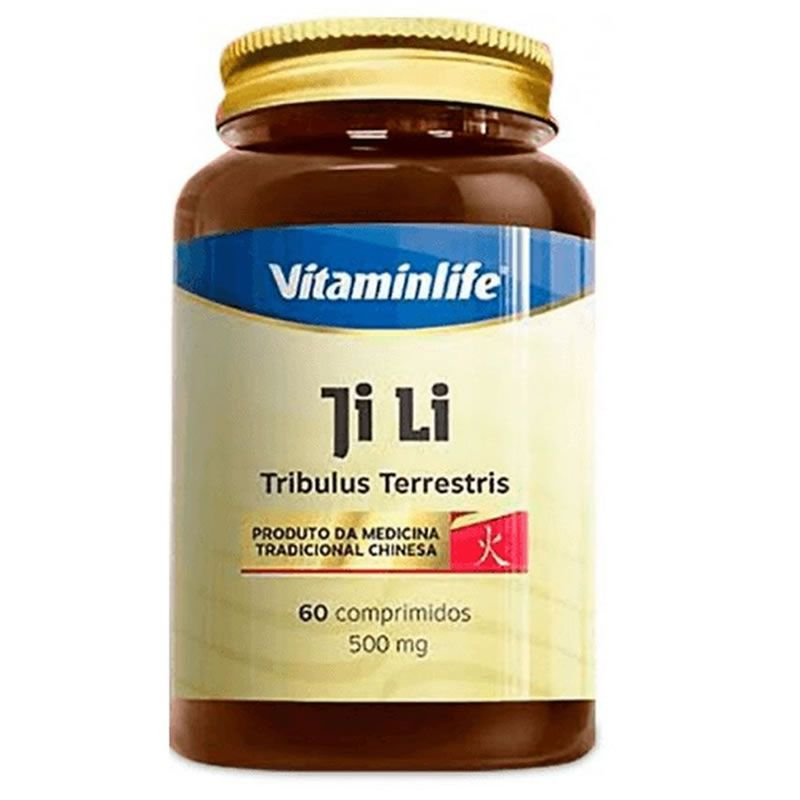 Tribulus Ji Li  60 cápsulas - Vitamin Life