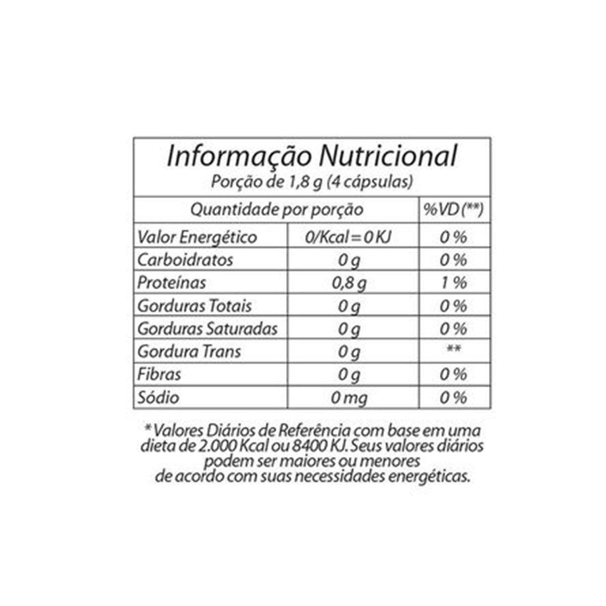 Triptofano 60 cápsulas - Nutrends