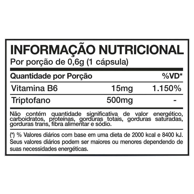 Triptofano Vegan 30 cápsulas - Nutrends
