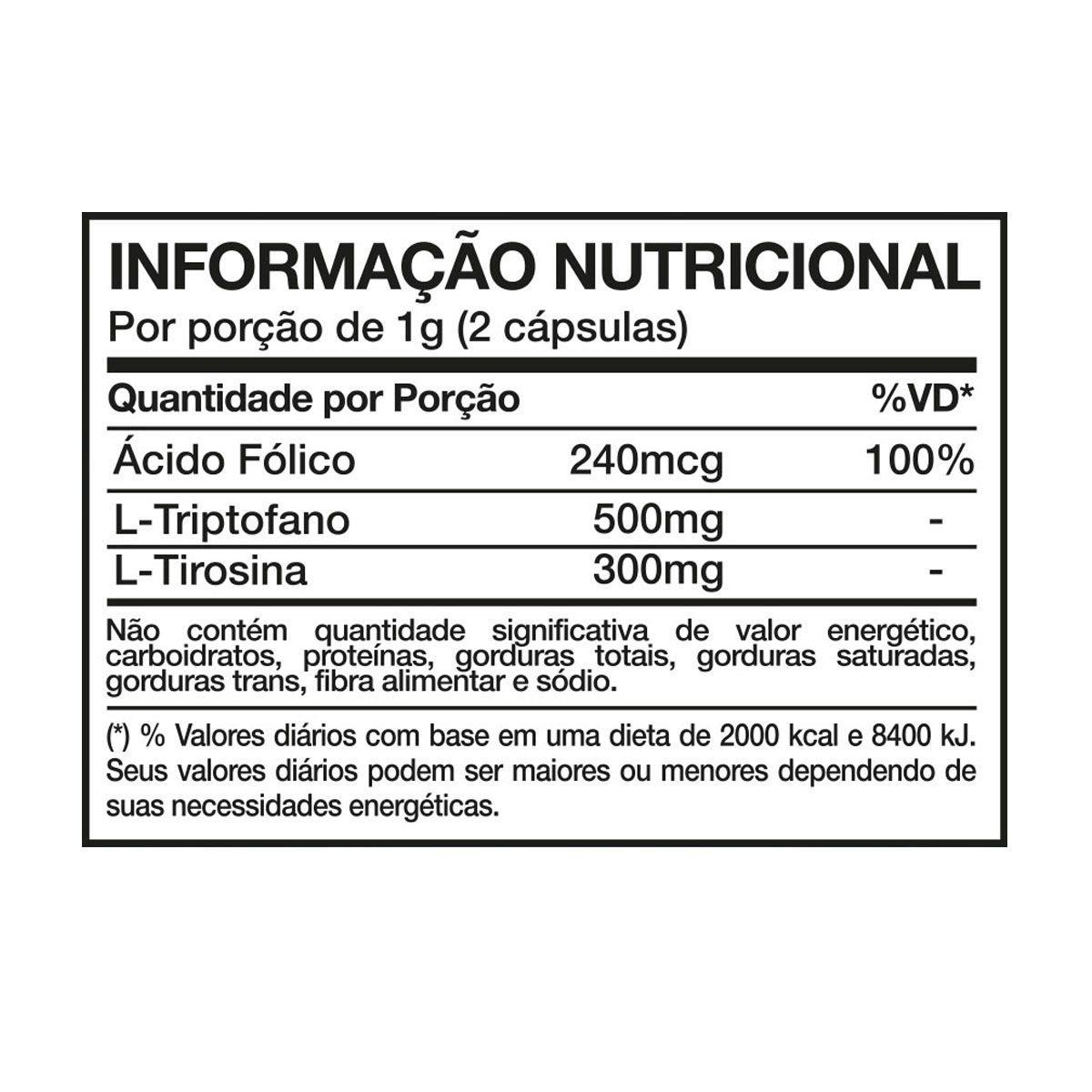 Triptozen Cognitiv 60 cápsulas - Nutrends
