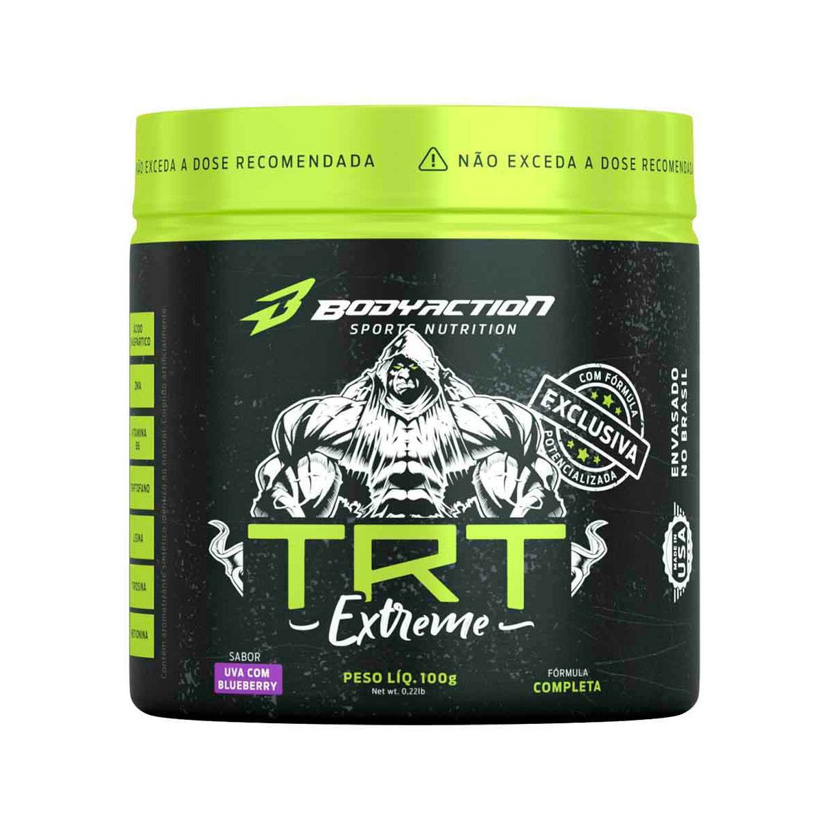 TRT Extreme - 100g - Body Action