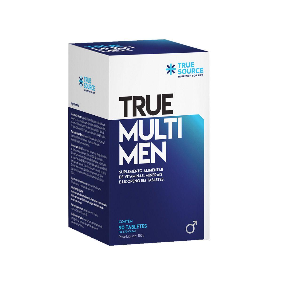 True Multimen - 90 Tabletes - True Source