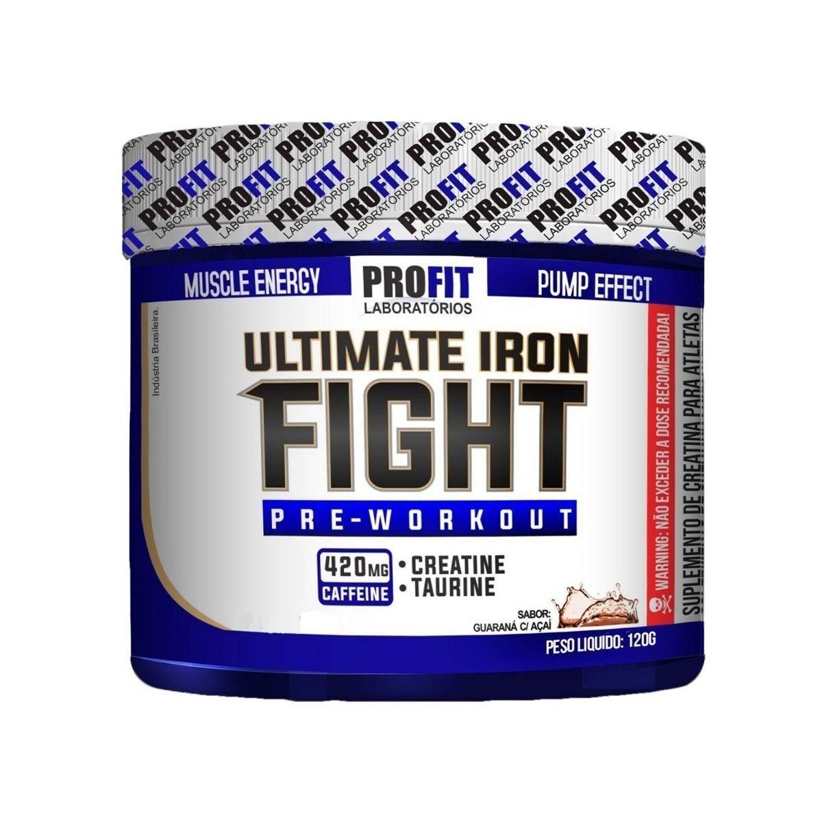 Ultimate Iron Fight - 120g - Profit