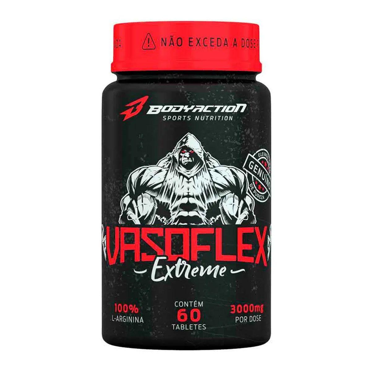 Vasoflex 60 Tabletes - Body Action