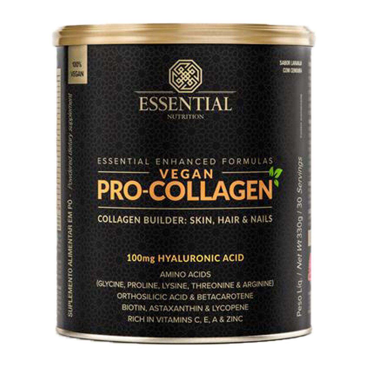 Vegan Pro-Collagen 330g - Essential Nutrition