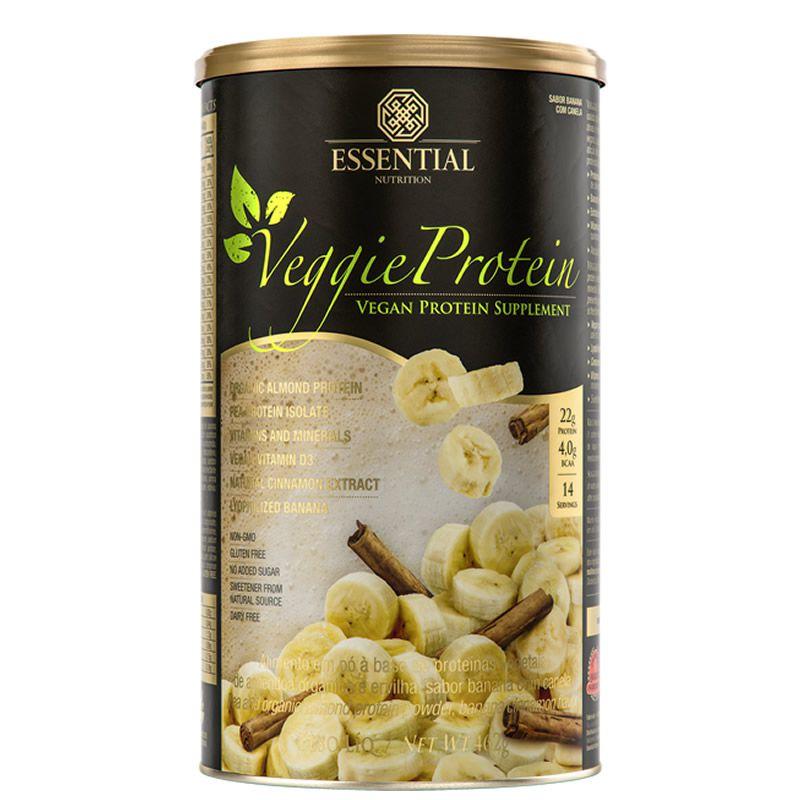 Veggie Protein 420g - Essential Nutrition