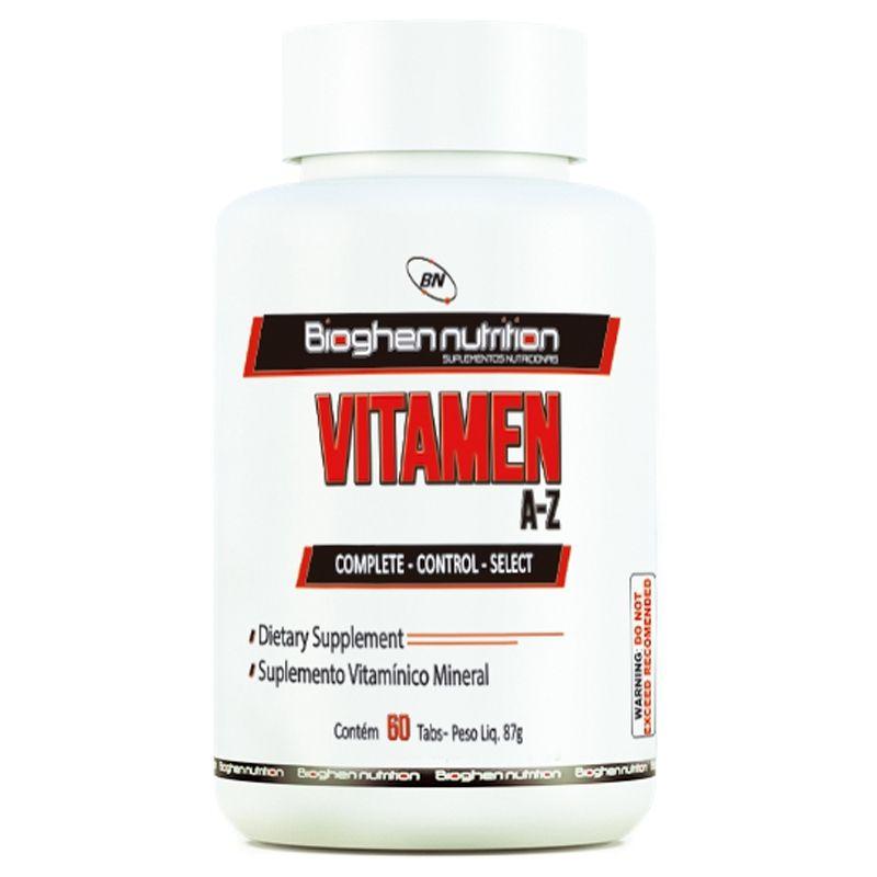 Vitamen - 60 Cápsulas - Bioghen