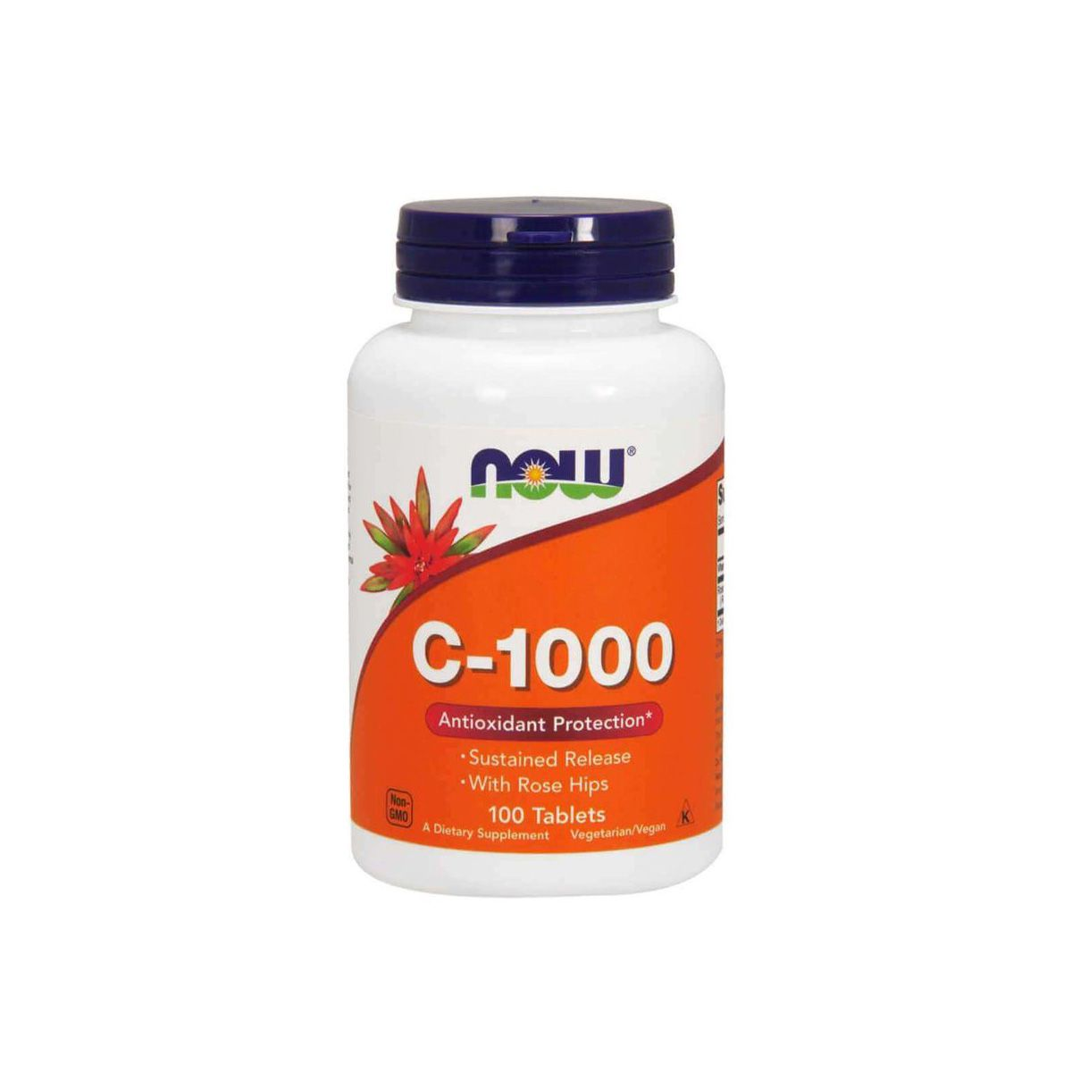 Vitamin C-1000 - 100 Tabletes - Now