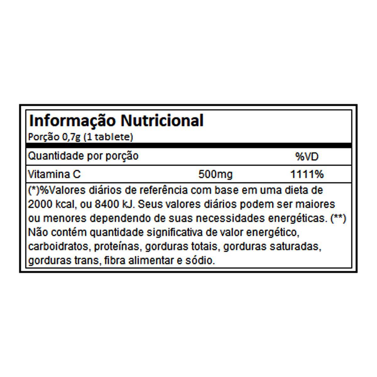 Vitamin C-500 - 100 Tabletes - Now
