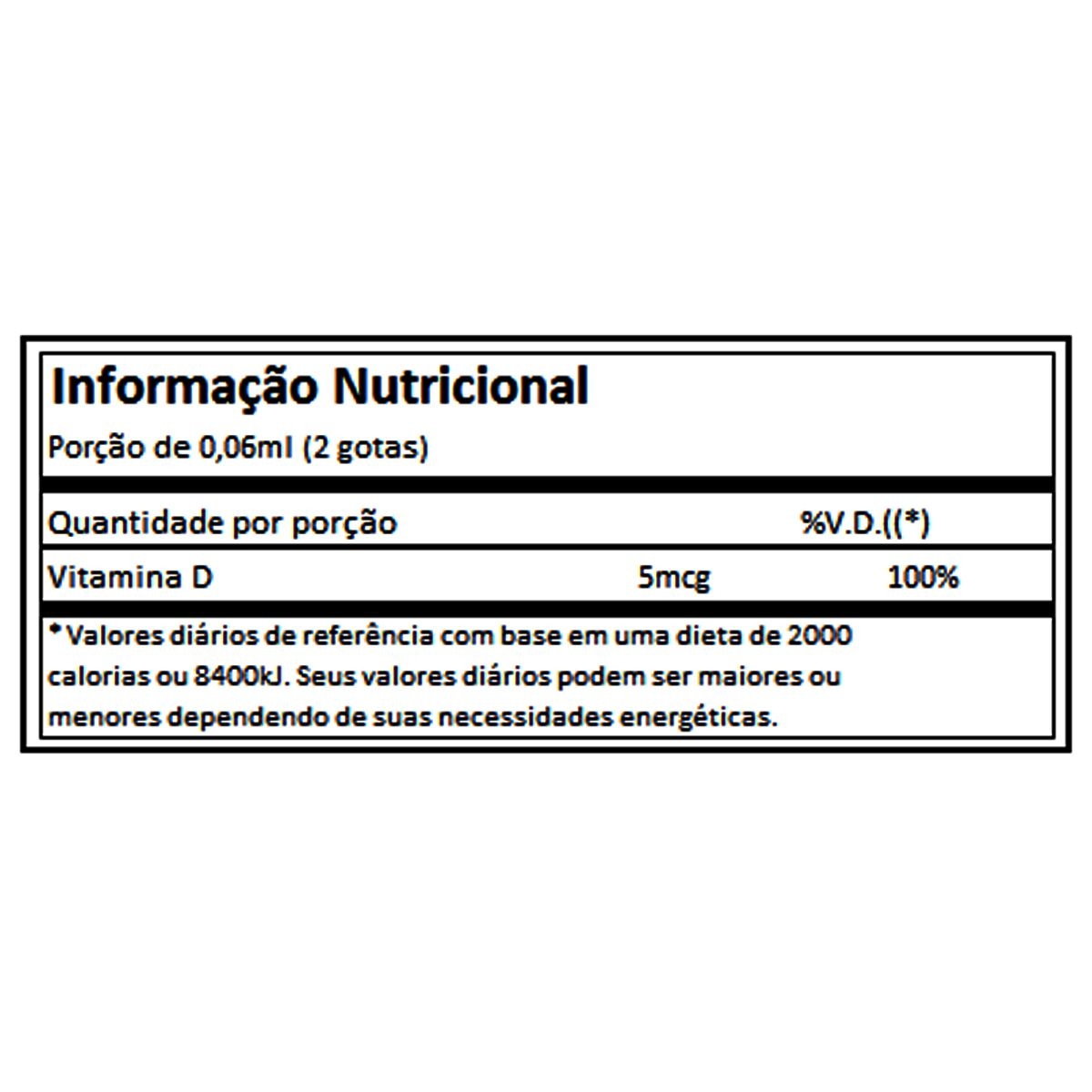 Vitamin D3 Liquid - 30ml - Now
