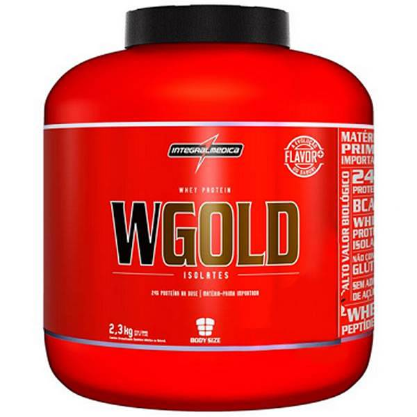 W-Gold 2,2 Kg - Integral Médica