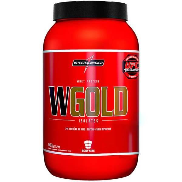 W-Gold 907 g - Integral Médica