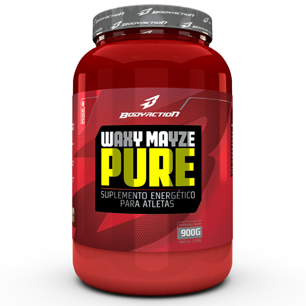 Waxy Mayze Pure 900g - Body Action