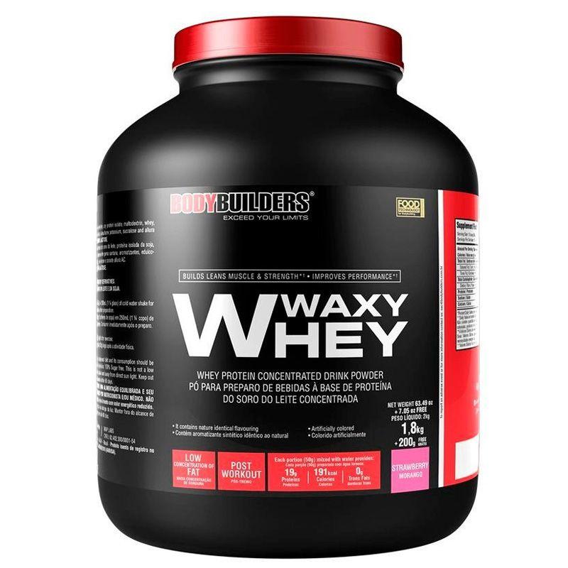 Waxy Whey 1,8kg - Body Builders