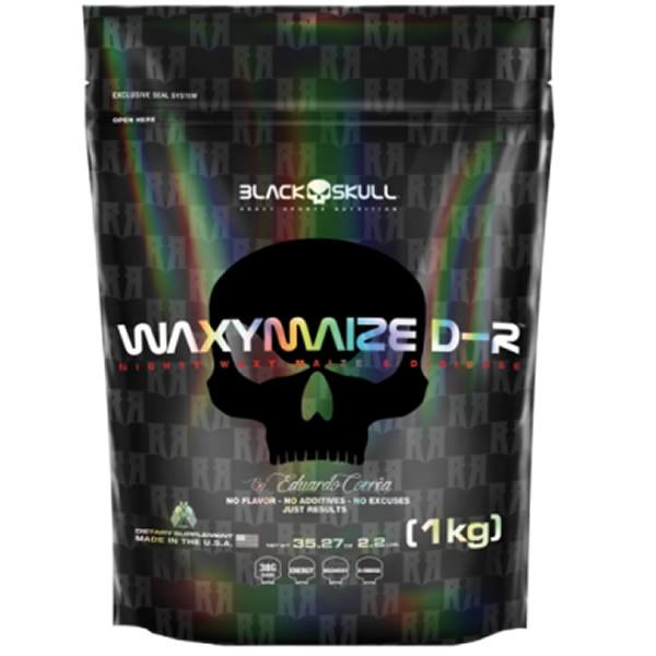 Waxymaize D-R 1 Kg - Black Skull