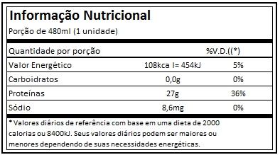 Whey Drink 480 ml - Max Titanium