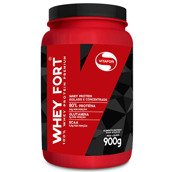Whey Fort 900 g - Vitafor