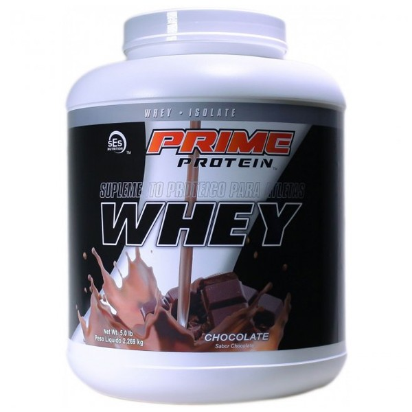 Whey Isolate 2,2 kg - Prime Protein