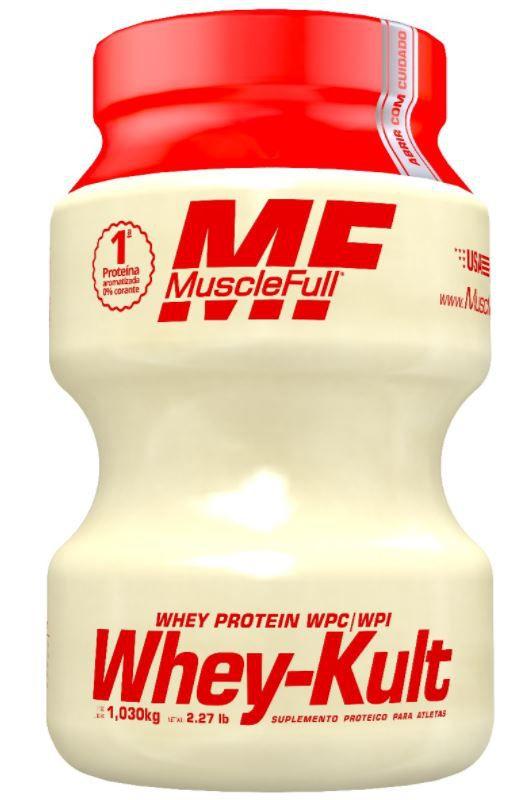 Whey-Kult 1.030 Kg - MuscleFull