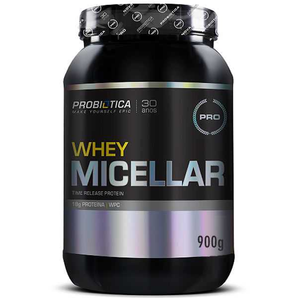 Whey Micellar 900 g - Probiótica