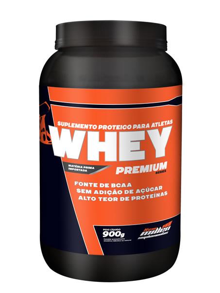 Whey Protein Premium Series 900g - New Millen