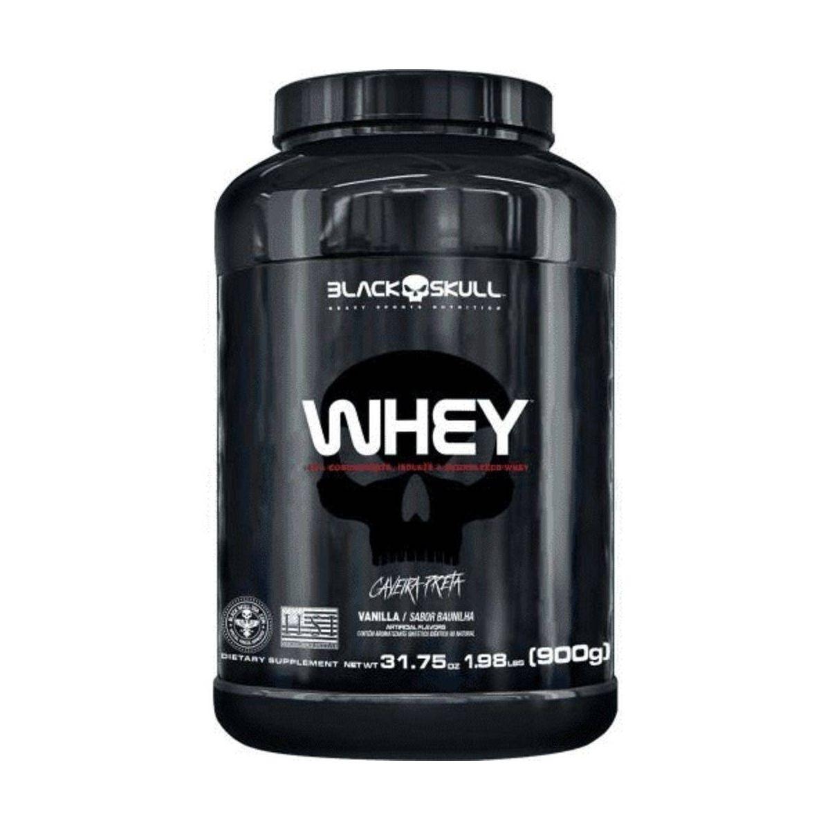 Whey Protein - 900g - Black Skull