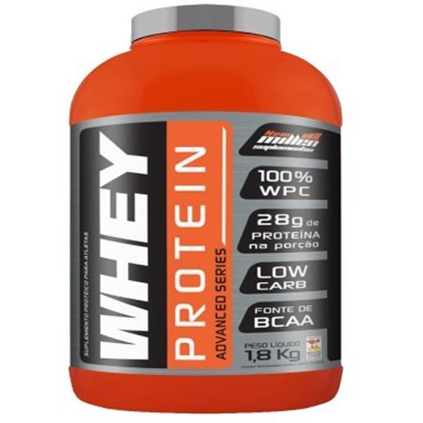 Whey Protein Advanced Series 1,8 Kg - New Millen