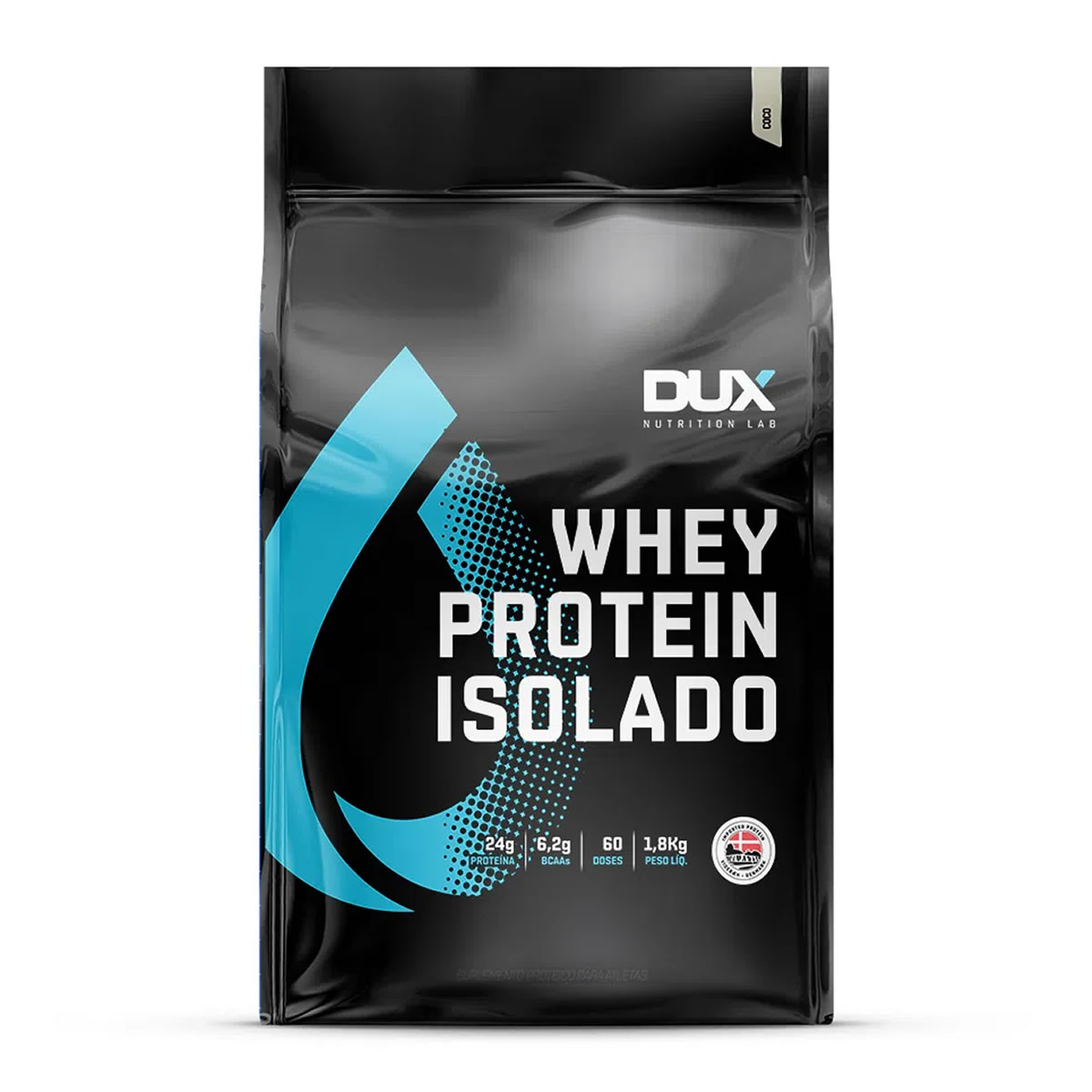 Whey Protein Isolado - 1,8kg - Dux Nutrition