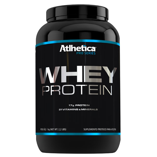 Whey Protein Pro Series 1 Kg - Atlhetica