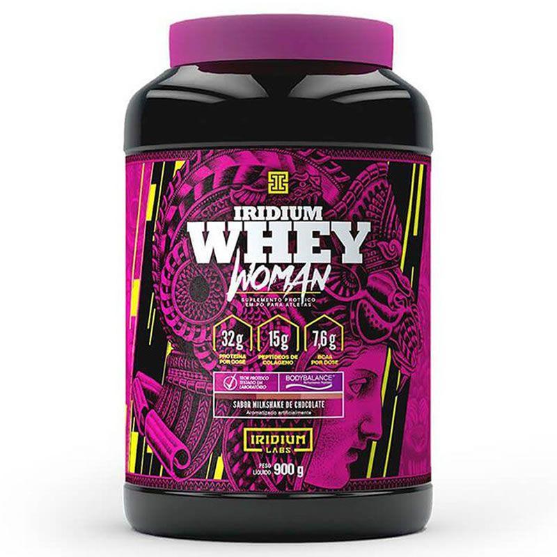 Whey Protein Woman 900g - Iridium Labs