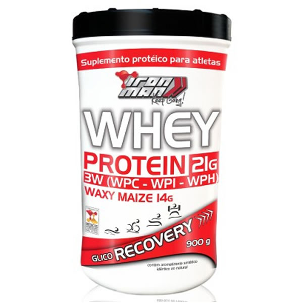 Whey Recovery 900 g - New Millen