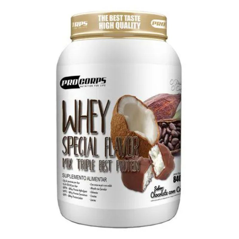 Whey Special Flavor 840g - Pro Corps
