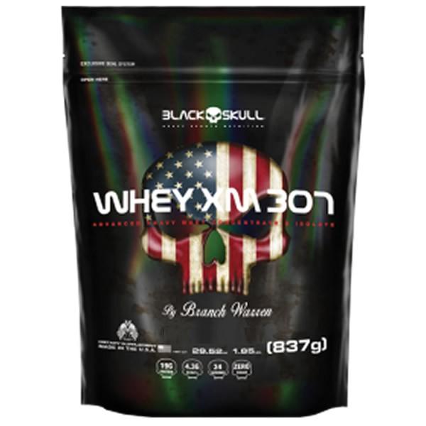 Whey Xm307 837 g - Black Skull