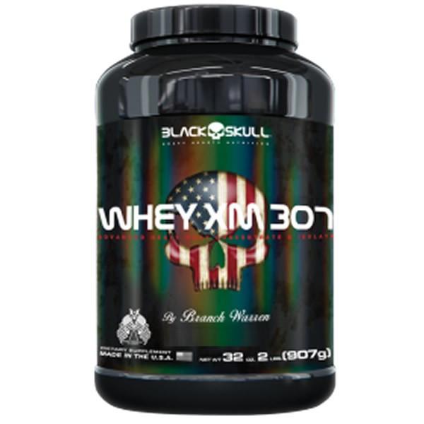 Whey Xm307 907 g - Black Skull