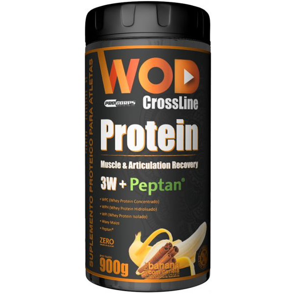 Wod - Protein 900g - Pro Corps