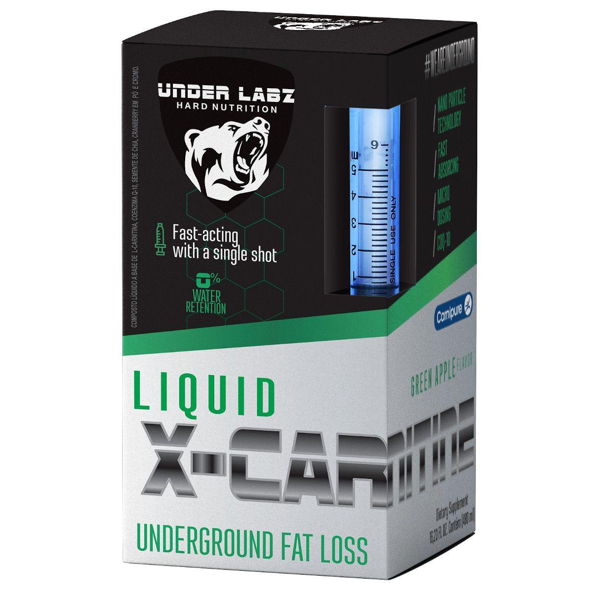 X-Carnitine - 480 ml - Under Labz
